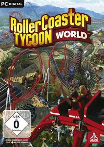 Verpackung von RollerCoaster Tycoon World [PC]