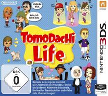 Verpackung von Tomodachi Life [3DS]