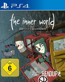 Verpackung von The Inner World - Der letzte Windmönch [PS4]