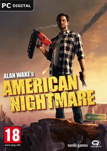 Packaging of Alan Wake's American Nightmare [PC]