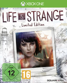 Verpackung von Life is Strange - Limited Edition [Xbox One]