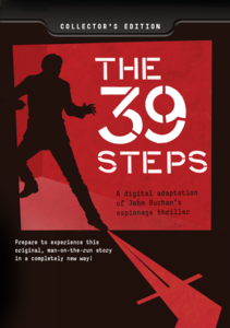 Packaging of The 39 Steps [PC]