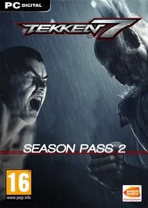 Packaging of Tekken 7 Season Pass 2 [PC]