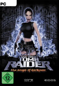 Verpackung von Tomb Raider VI: The Angel of Darkness [PC]