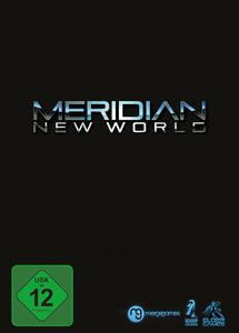 Verpackung von Meridian: New World [PC]