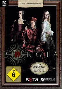 Verpackung von Borgia [PC]