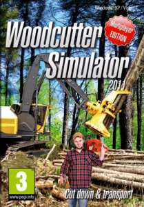 Packaging of Woodcutter Simulator 2011 [PC]