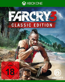 Verpackung von Far Cry 3 Classic Edition [Xbox One]