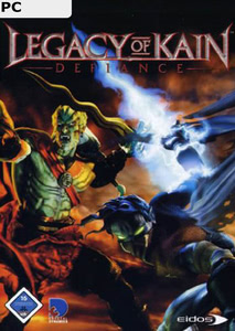 Packaging of Legacy of Kain: Defiance [PC]