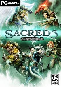 Verpackung von Sacred 3 - DLC - Z4ngr13f Weapon Spirit [PC]