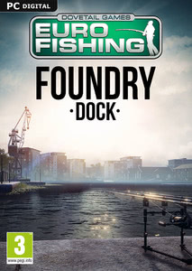 Packaging of Euro Fishing Foundry Dock [PC]