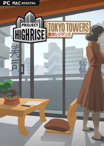 Packaging of Project Highrise Tokyo Towers [PC / Mac]
