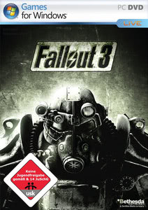 Verpackung von Fallout 3 [PC]