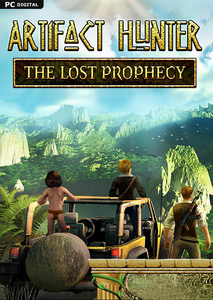 Packaging of Artifact Hunter: The Lost Prophecy [PC]