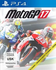 Verpackung von MotoGP 17 [PS4]