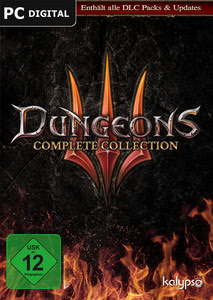 Verpackung von Dungeons 3 Complete Collection [PC / Mac]