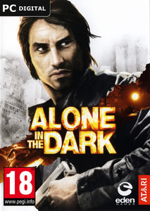 Packaging of Alone in the Dark [PC]