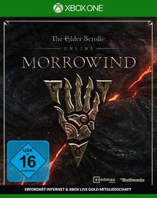 Verpackung von The Elder Scrolls Online: Morrowind [Xbox One]