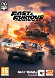 Verpackung von Fast & Furious Crossroads [PC]