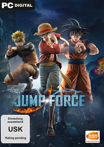 Verpackung von Jump Force [PC]