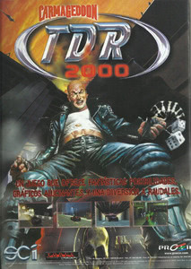 Packaging of Carmageddon TDR 2000 [PC]