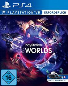 Verpackung von PlayStation VR Worlds - Playstation VR erforderlich [PS4]