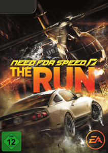 Verpackung von Need for Speed: The Run [PC]
