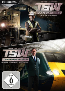 Verpackung von Train Sim World: CSX Heavy Haul + Great Western Express Pack [PC]