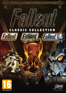 Packaging of Fallout Classic Collection [PC]