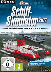Verpackung von Schiff-Simulator 2012 - Binnenschifffart [PC]