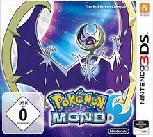 Verpackung von Pokemon Mond [3DS]