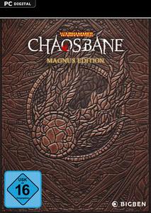 Verpackung von Warhammer: Chaosbane Magnus Edition [PC]