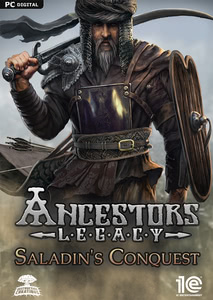 Packaging of Ancestors Legacy Saladin's Conquest [PC]