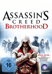 Verpackung von Assassin`s Creed Brotherhood Digital Deluxe Edition [Mac]