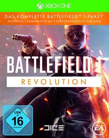Verpackung von Battlefield 1 - Revolution Edition [Xbox One]