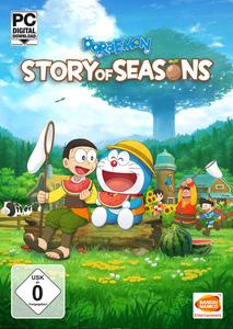 Verpackung von Doraemon - Story of Seasons [PC]