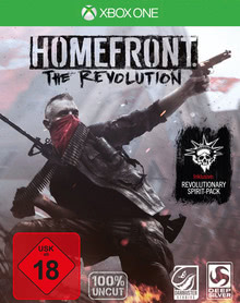 Verpackung von Homefront: The Revolution Day One Edition [Xbox One]