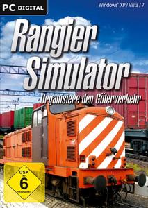 Verpackung von Rail Cargo Simulator [PC]
