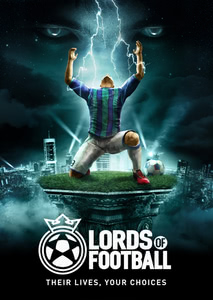 Packaging of Lords of Football [PC]
