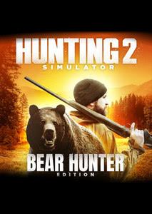 Verpackung von Hunting Simulator 2 Bear Hunter Edition [PC]