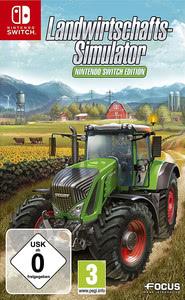 Verpackung von Landwirtschafts-Simulator 17 Nintendo Switch Edition [Switch]