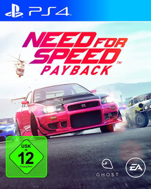 Verpackung von Need for Speed: Payback [PS4]