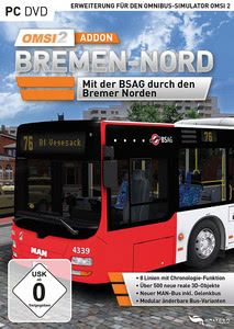 Packaging of OMSI 2 Bremen-Nord [PC]