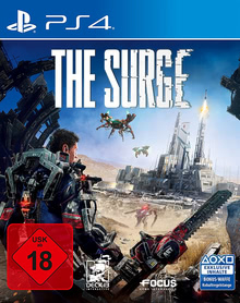 Verpackung von The Surge [PS4]