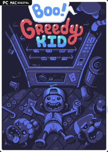 Packaging of Boo! Greedy Kid [PC / Mac]