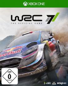 Verpackung von WRC 7 [Xbox One]