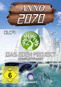 Verpackung von Anno 2070 Eden - Komplettpaket [PC]