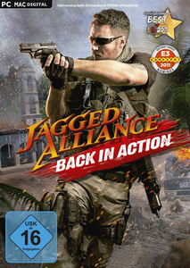 Verpackung von Jagged Alliance: Back in Action [PC / Mac]