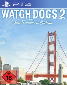 Verpackung von Watch Dogs 2 San Francisco Edition [PS4]