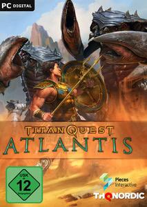 Verpackung von Titan Quest Atlantis DLC [PC]